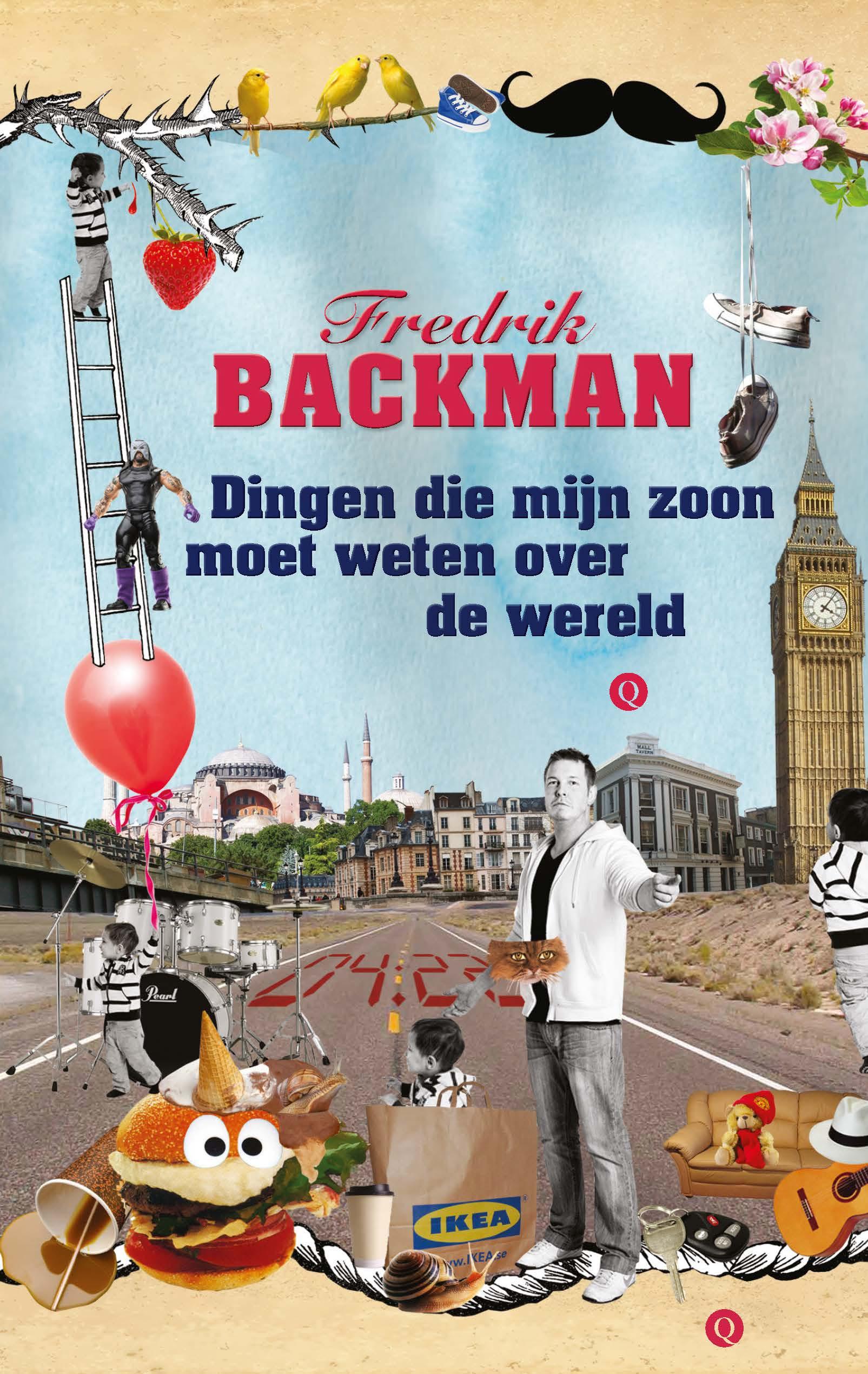 Dingen die mijn zoon moet weten over de wereld – Fredrik Backman