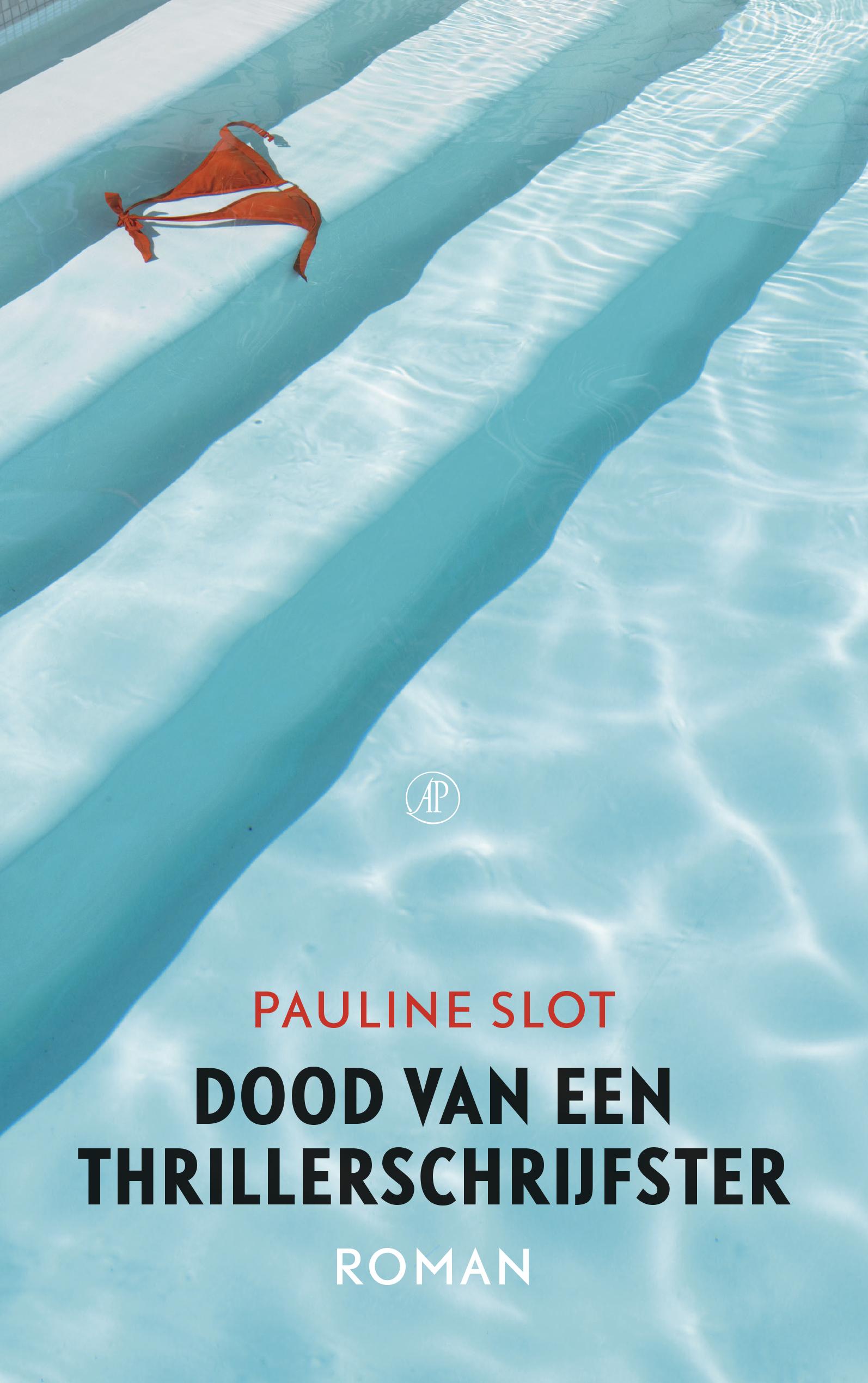 Dood van een thrillerschrijfster – Pauline Slot