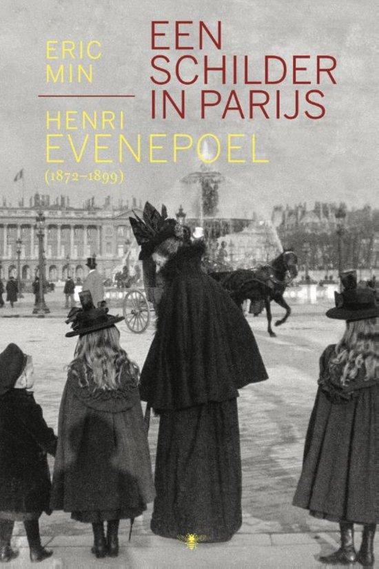 Een schilder in Parijs – Eric Min