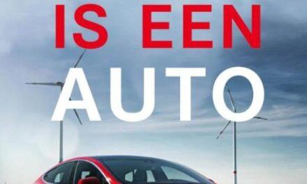 Geluk is een auto – Bas van Putten
