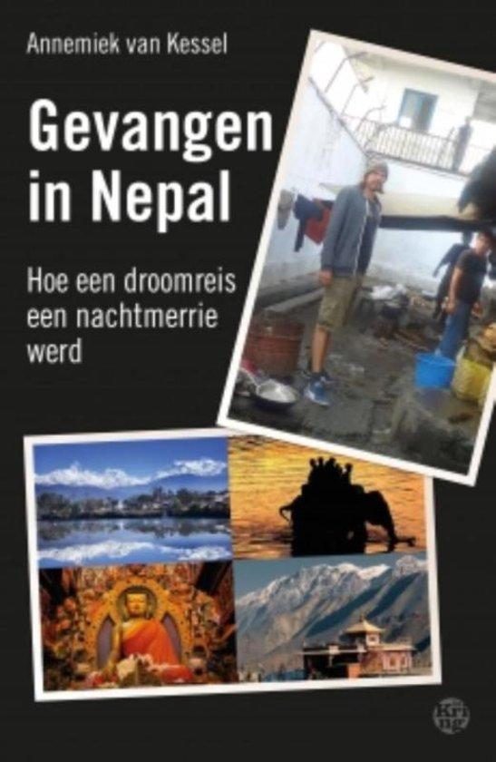 Gevangen in Nepal – Annemiek van Kessel