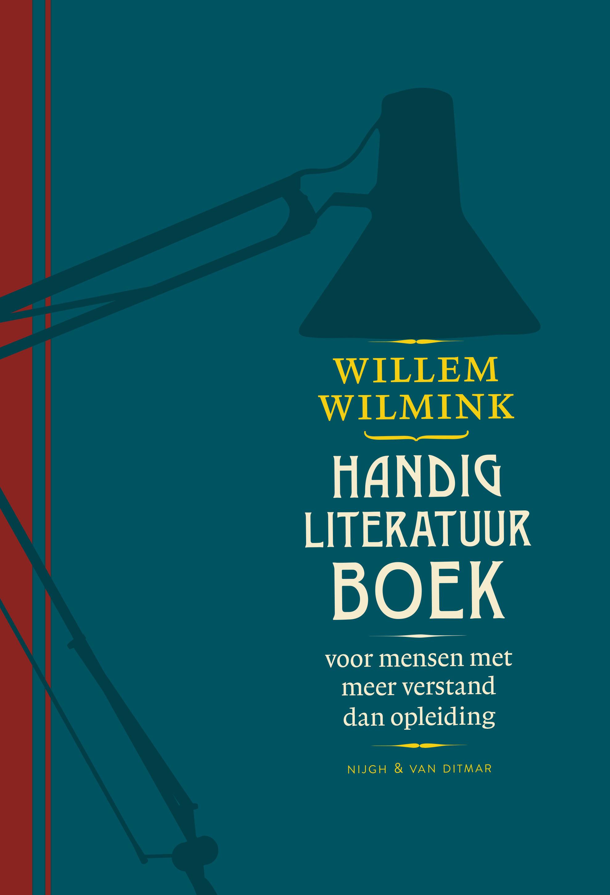 Handig literatuurboek – Willem Wilmink