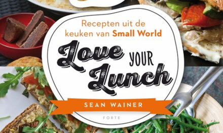 Love your lunch – Sean Wainer