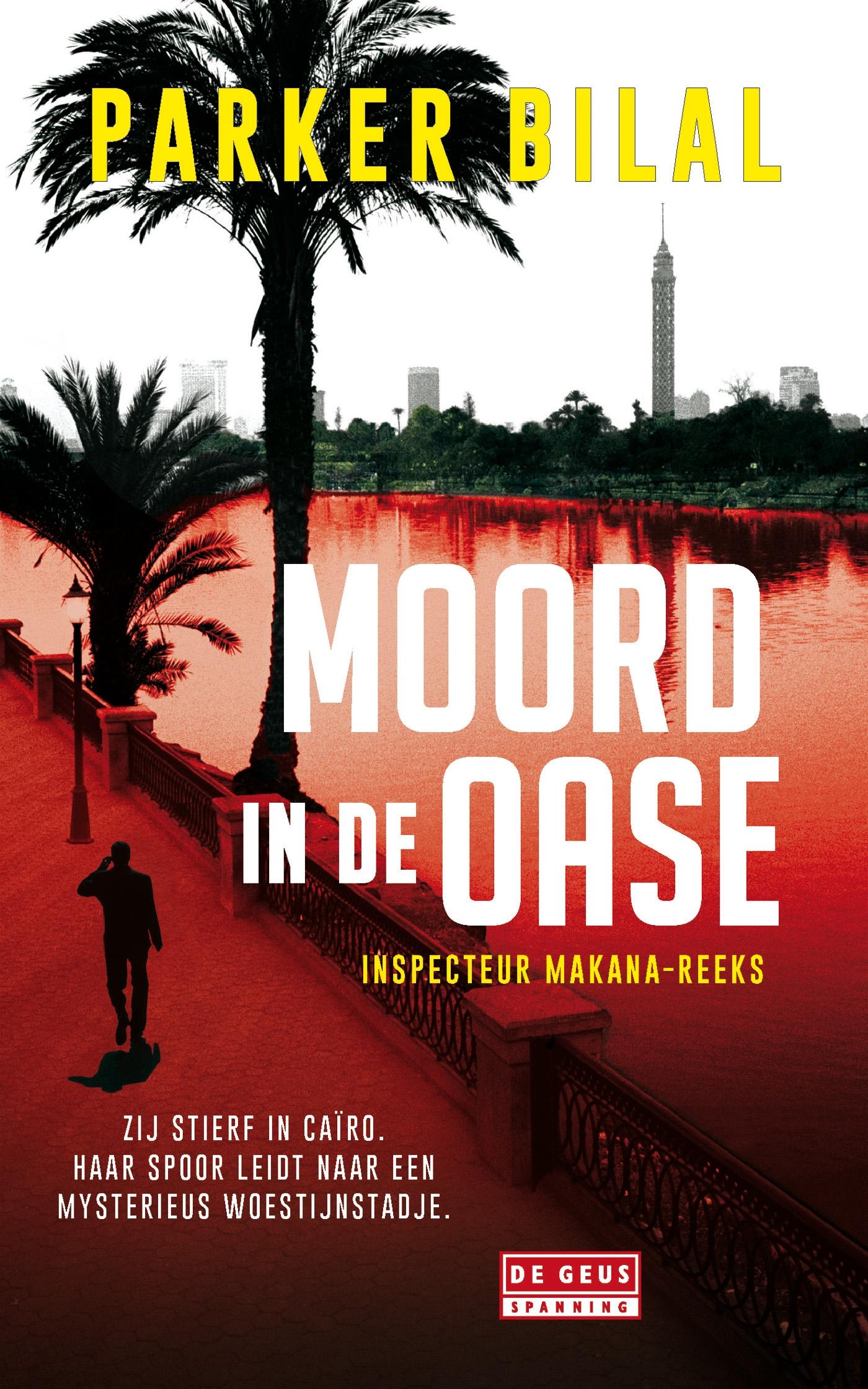 Moord in de oase – Parker Bilal