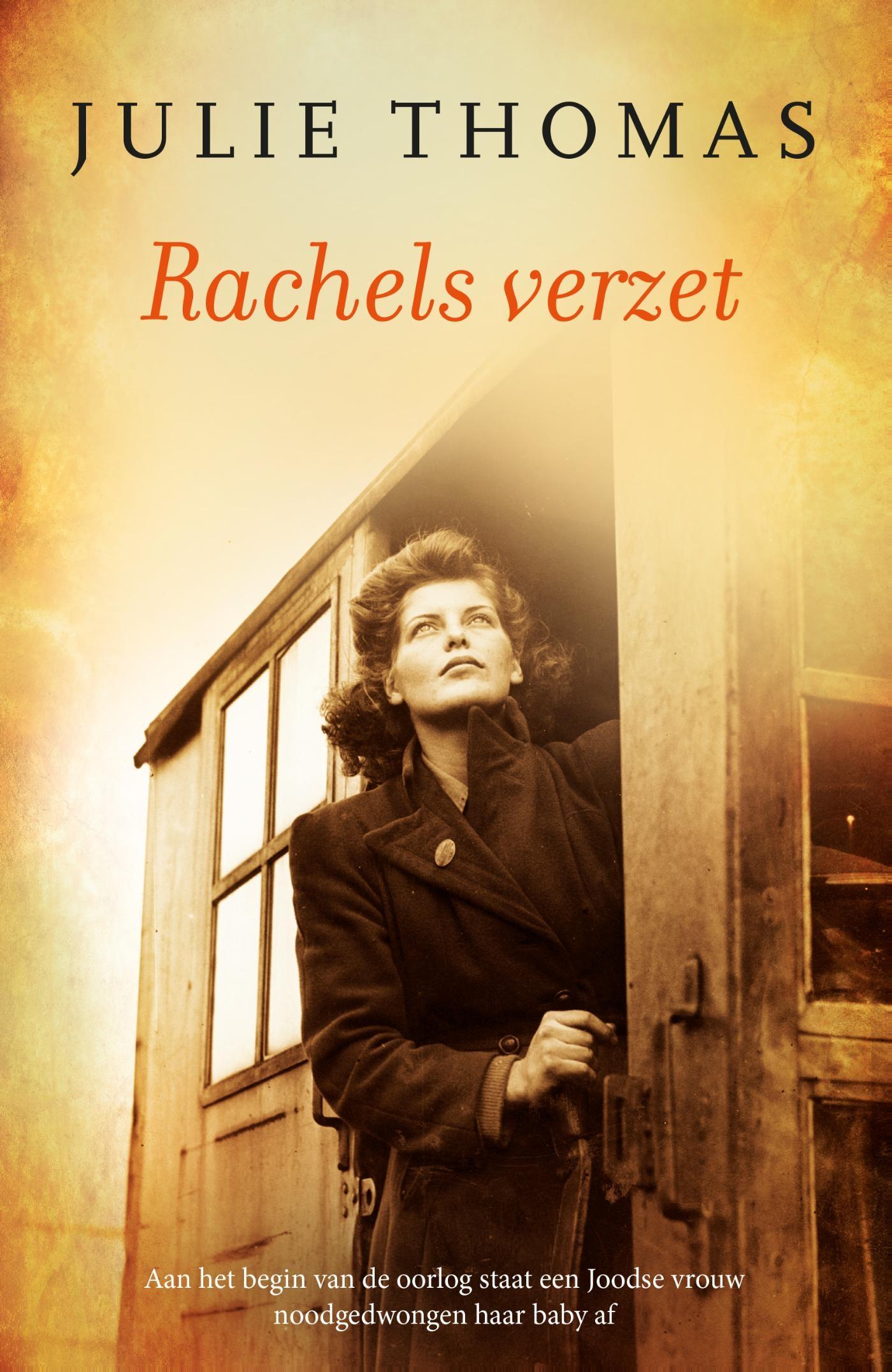 Rachels verzet  – Julie Thomas