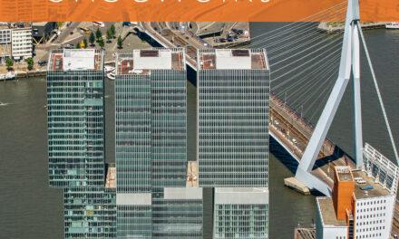 Rotterdam onbewolkt – Peter Elenbaas