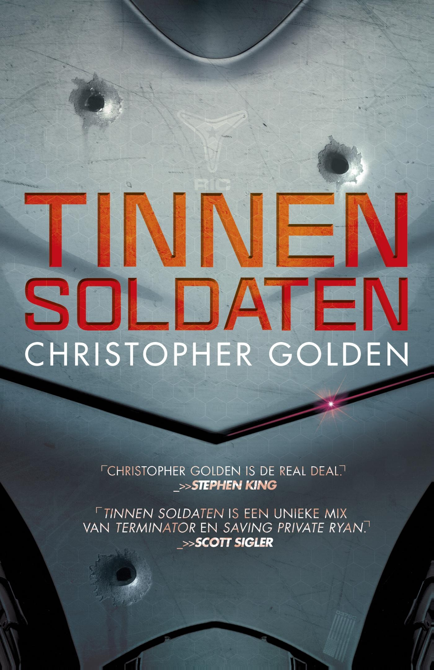 Tinnen soldaten – Christopher Golden
