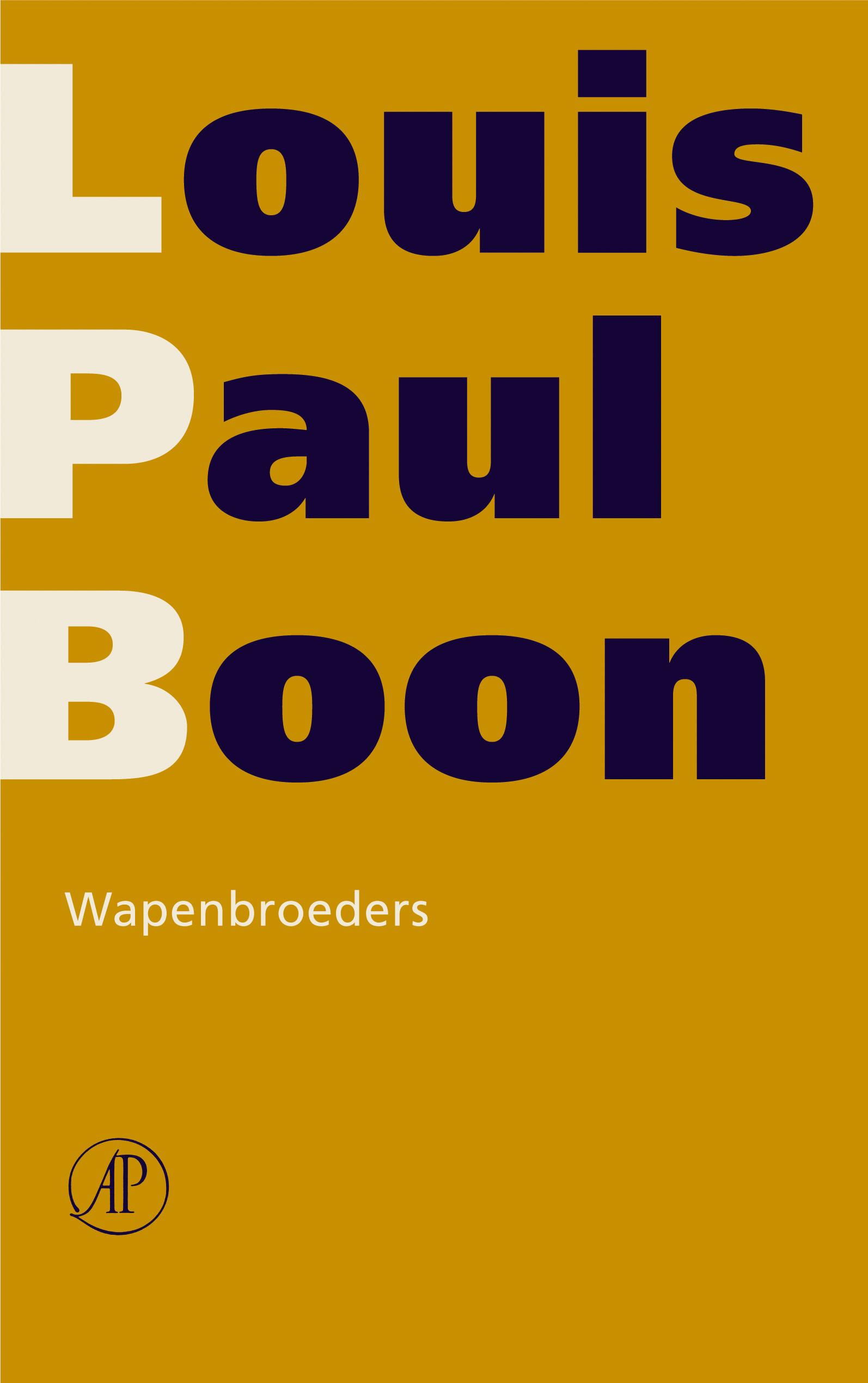 Wapenbroeders – Louis Paul Boon