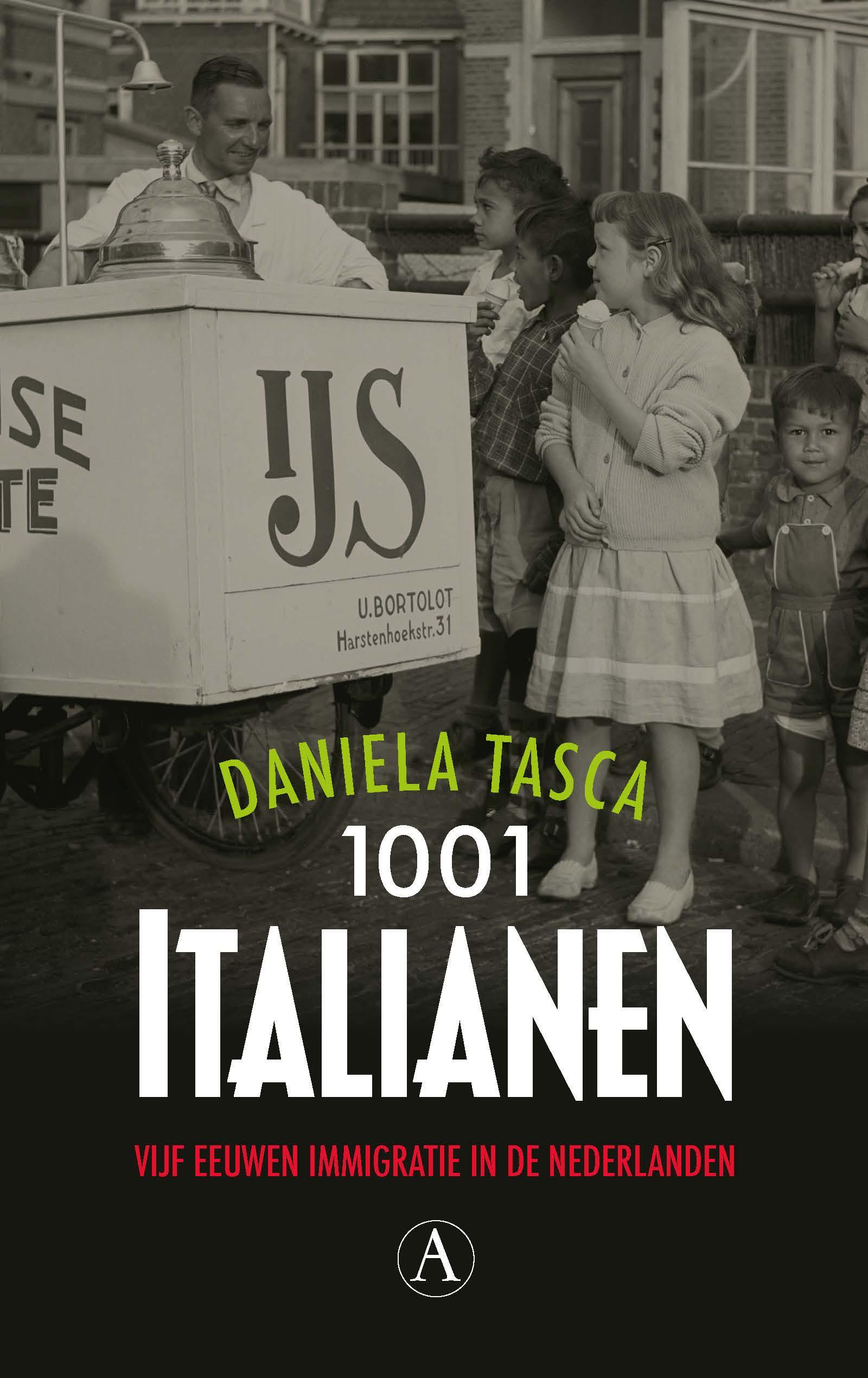 1001 Italianen – Daniela Tasca