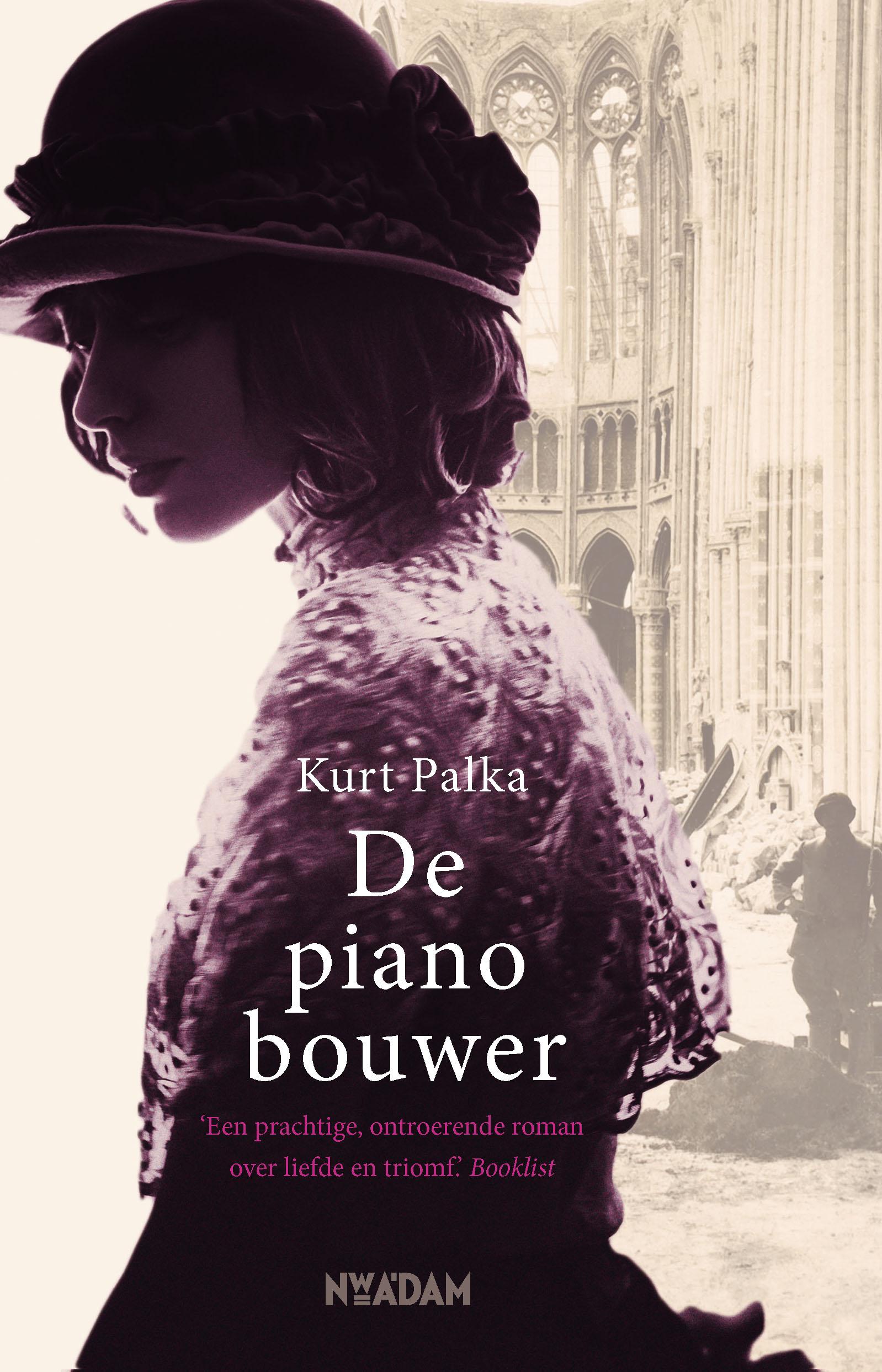 De pianobouwer – Kurt Palka