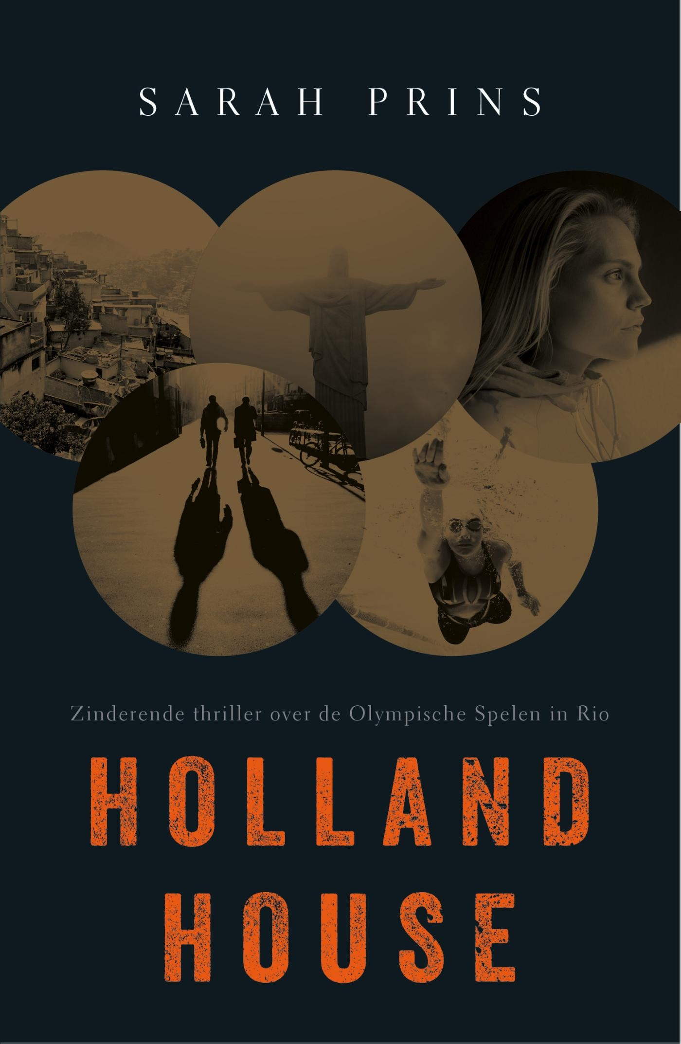 Holland House – Sarah Prins