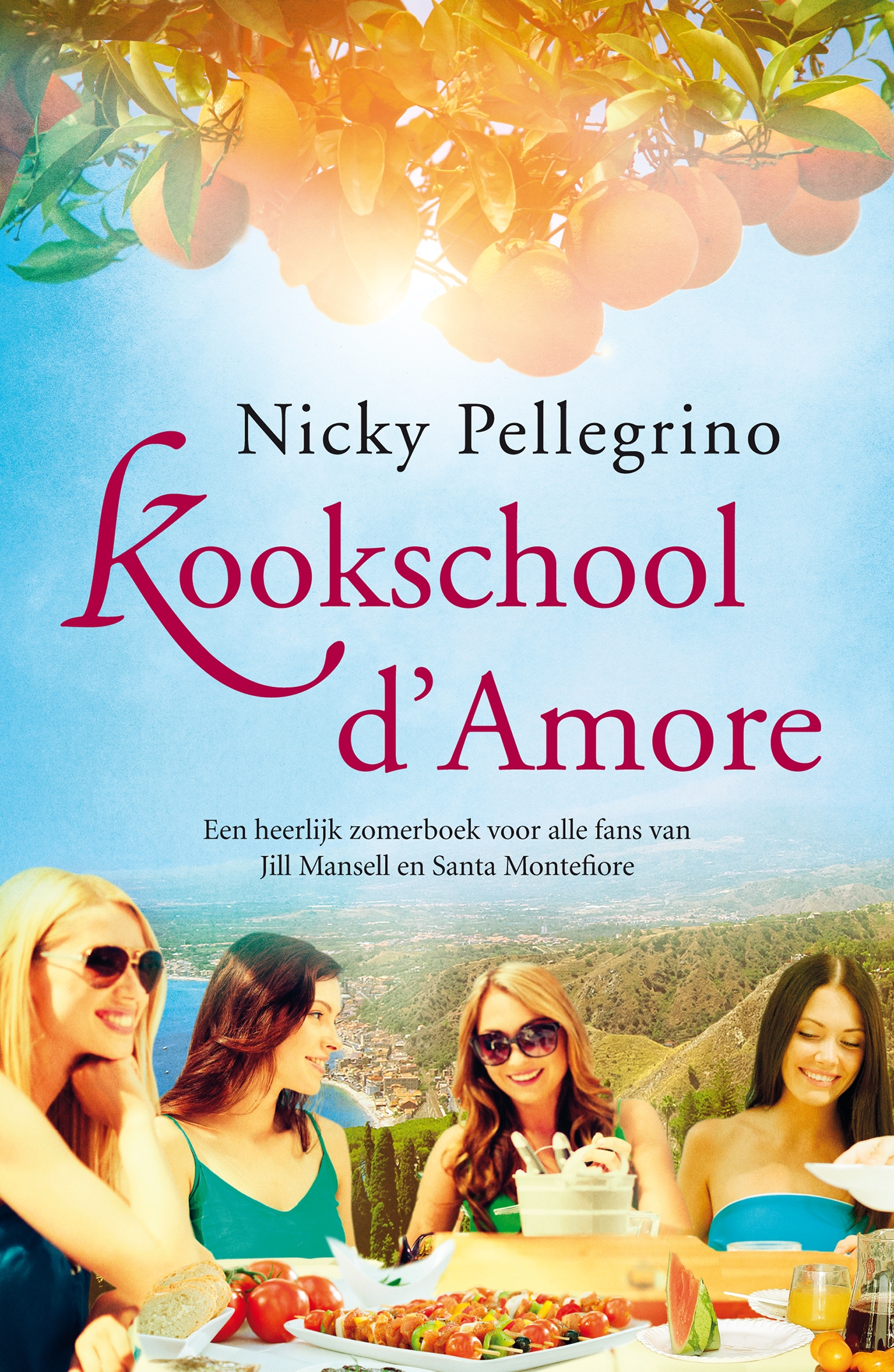 Kookschool d'Amore – Nicky Pellegrino