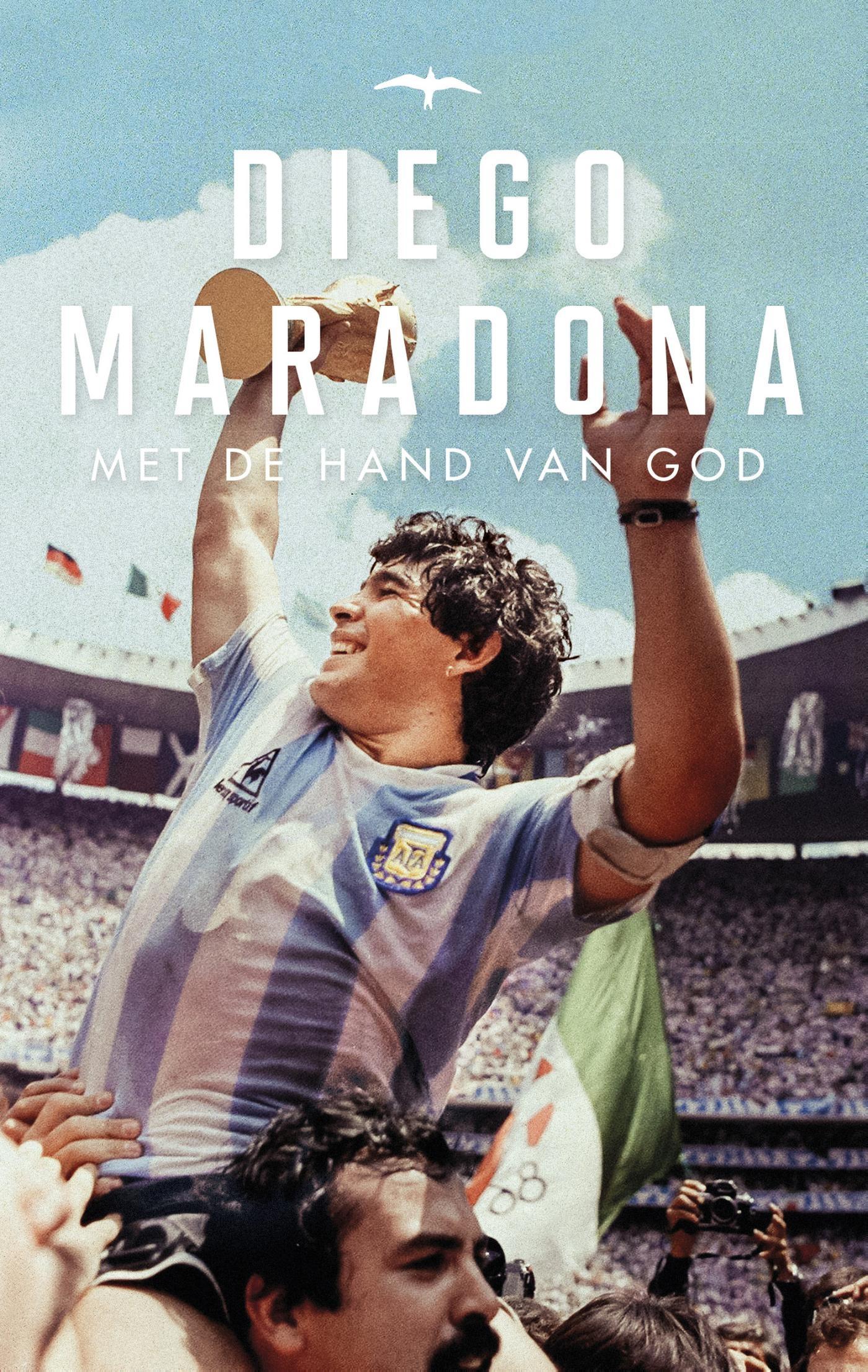 Met de hand van god – Diego Maradona