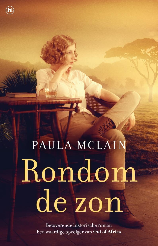 Rondom de zon – Paula McLain