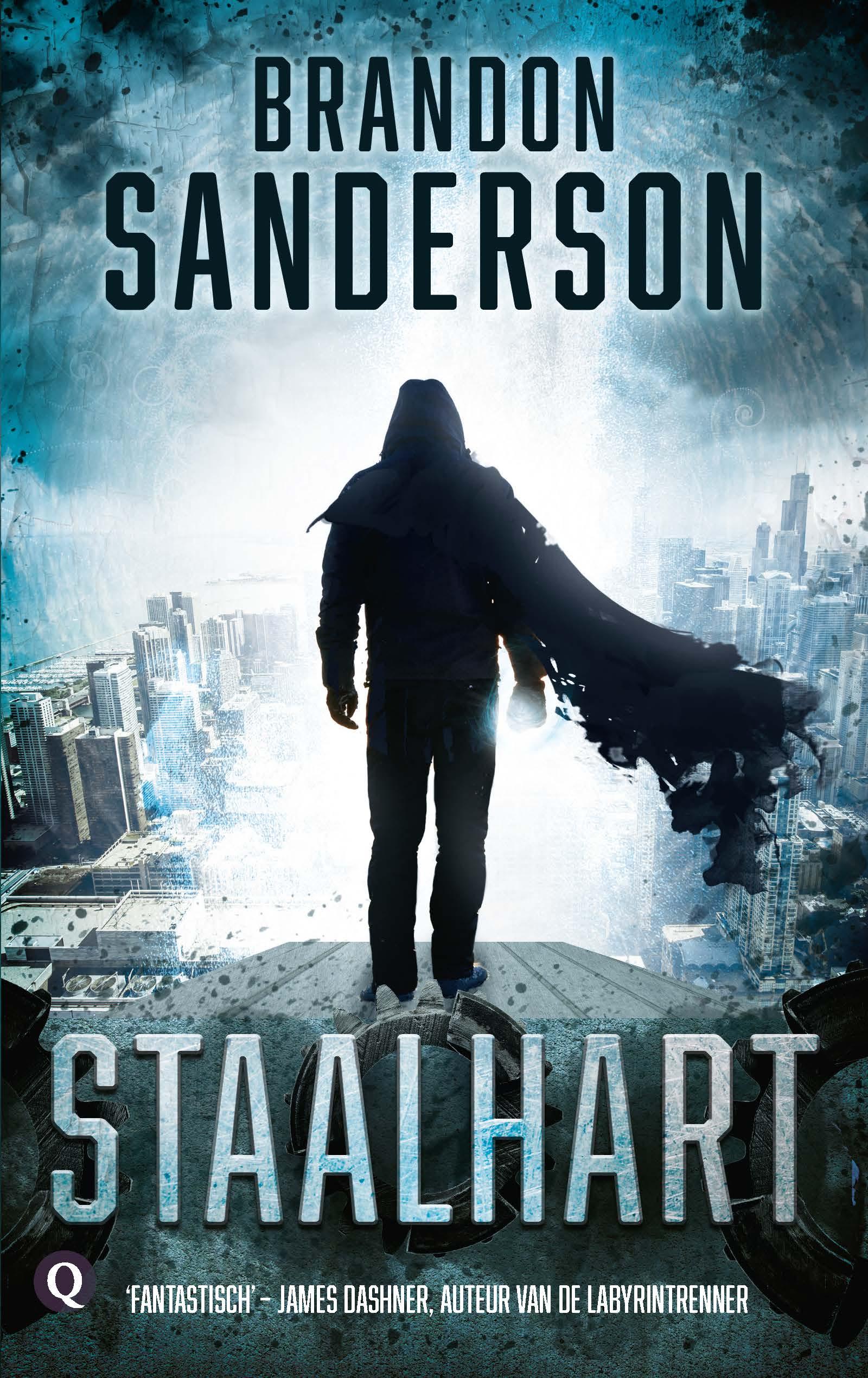 Staalhart – Brandon Sanderson