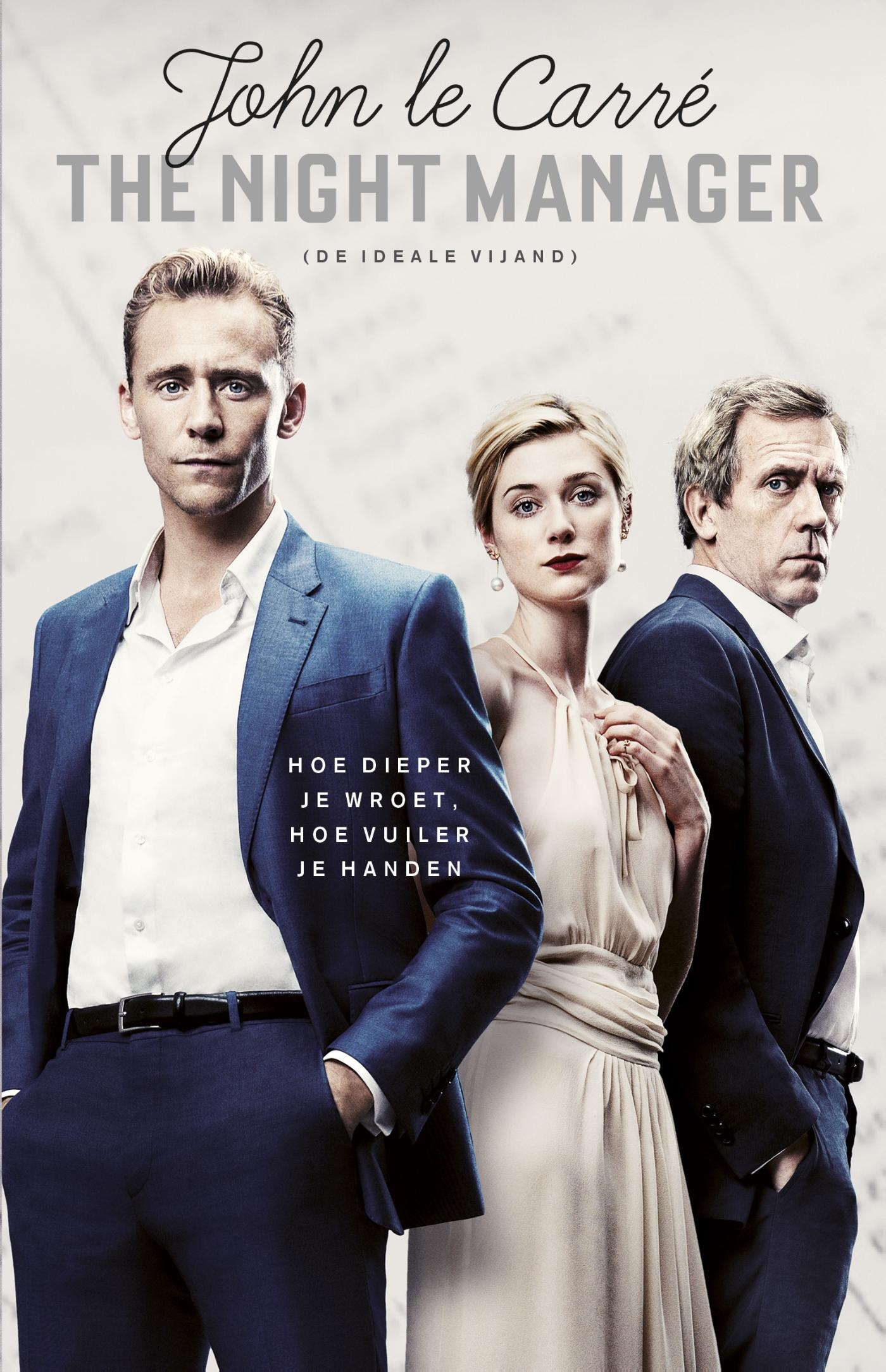 The Night Manager – John le Carré