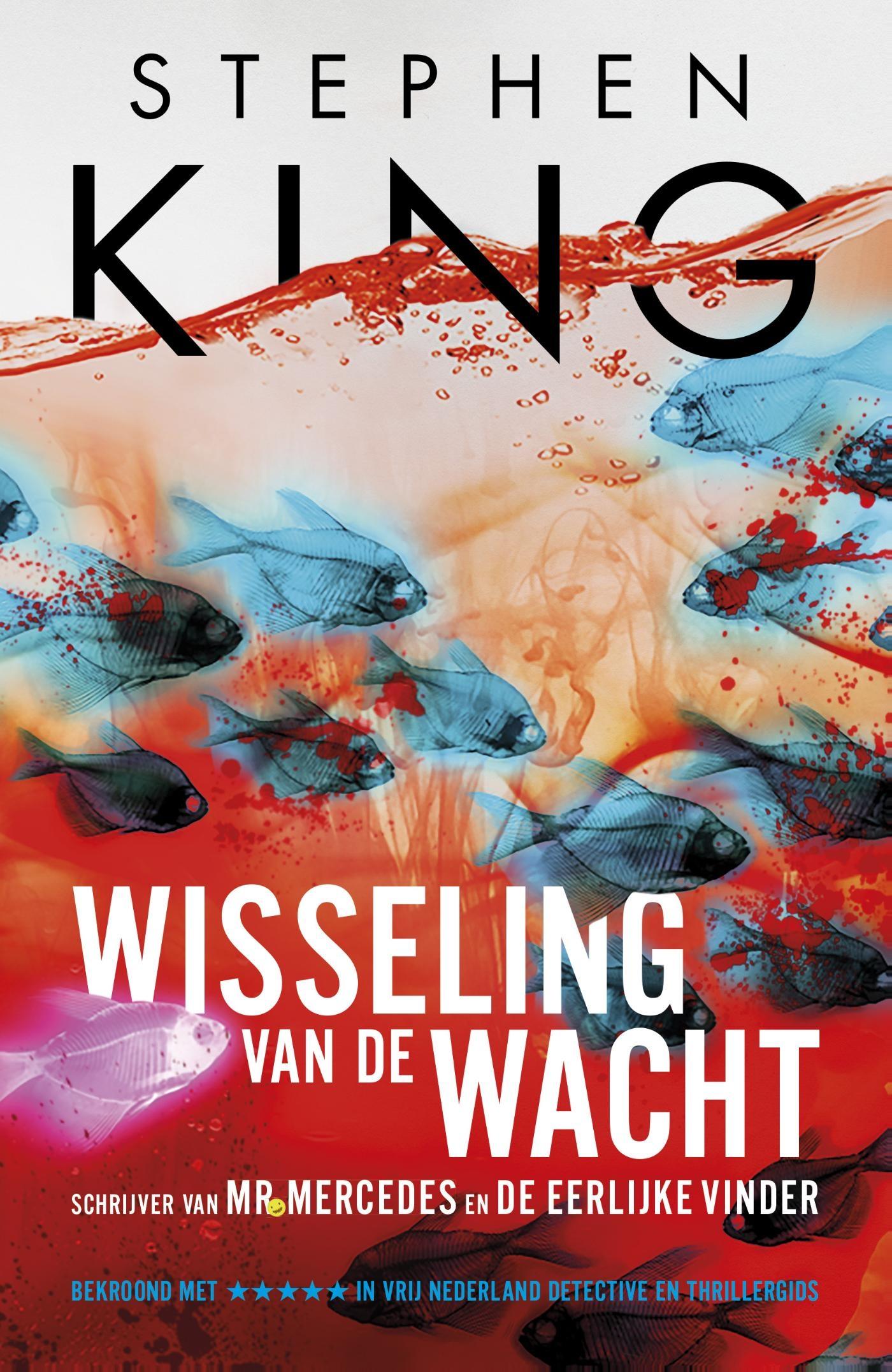 Wisseling van de wacht – Stephen King