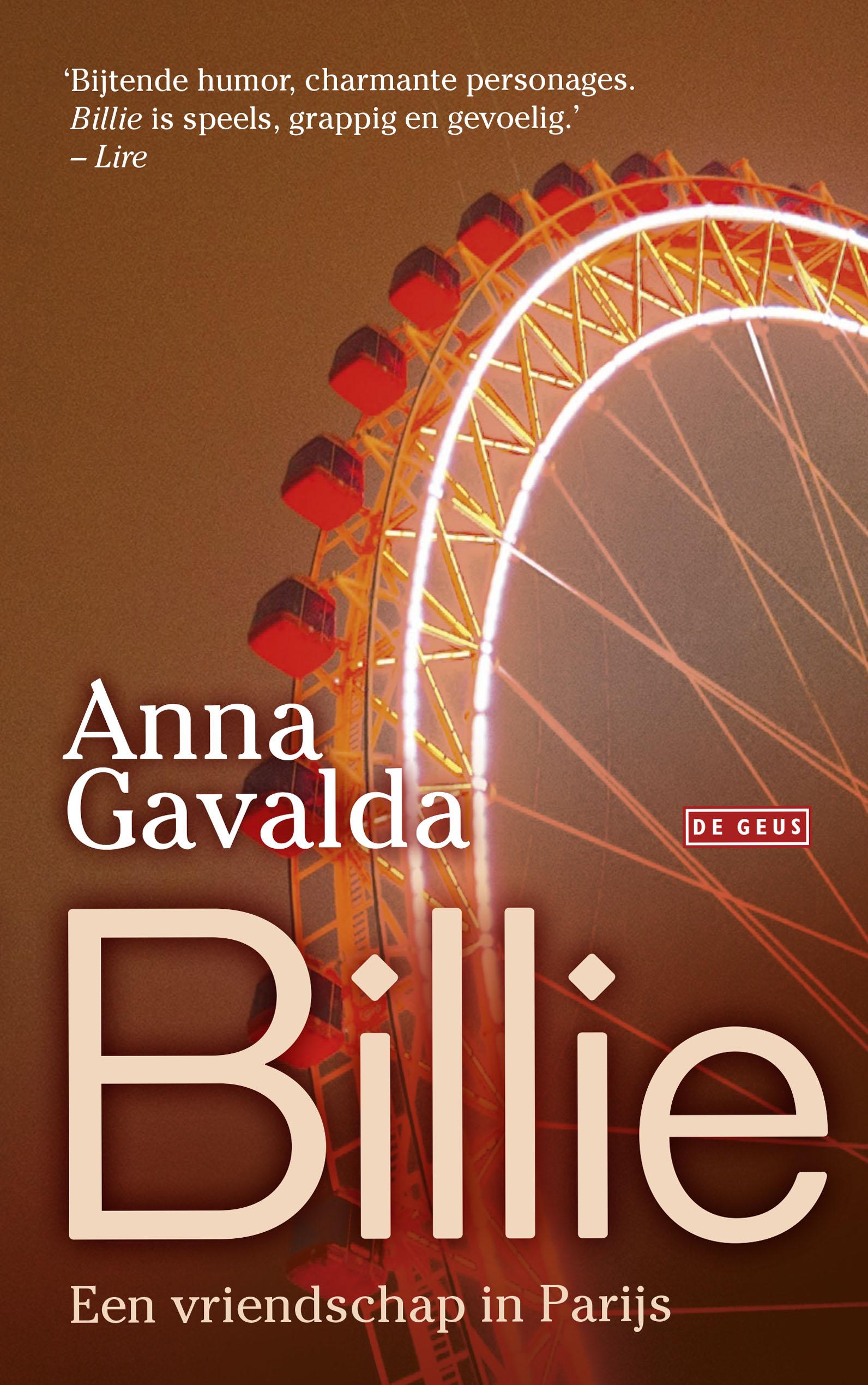 Billie – Anna Gavalda