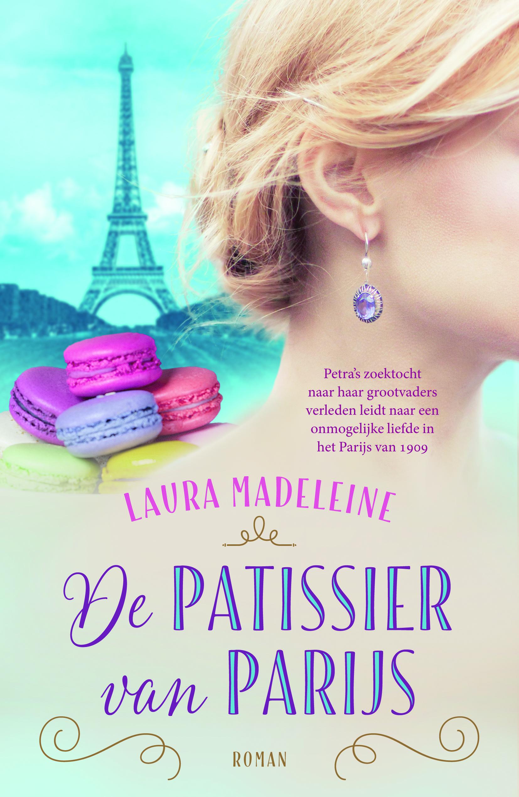 De patissier van Parijs – Laura Madeleine