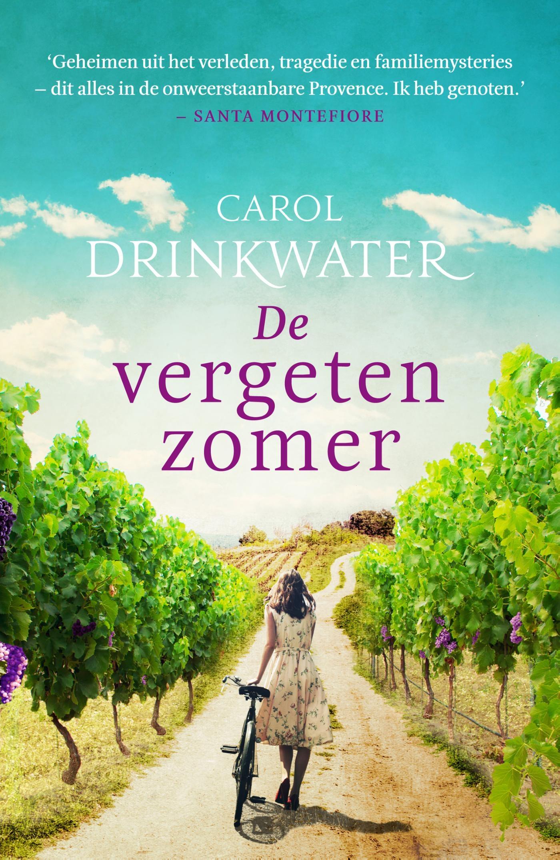 De vergeten zomer – Carol Drinkwater