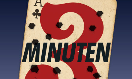 Drie minuten – Anders Roslund & Börge Hellström