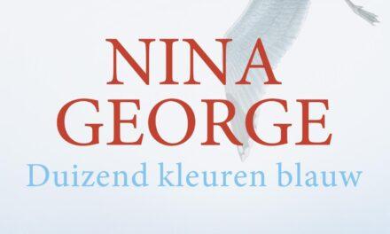 Duizend kleuren blauw – Nina George