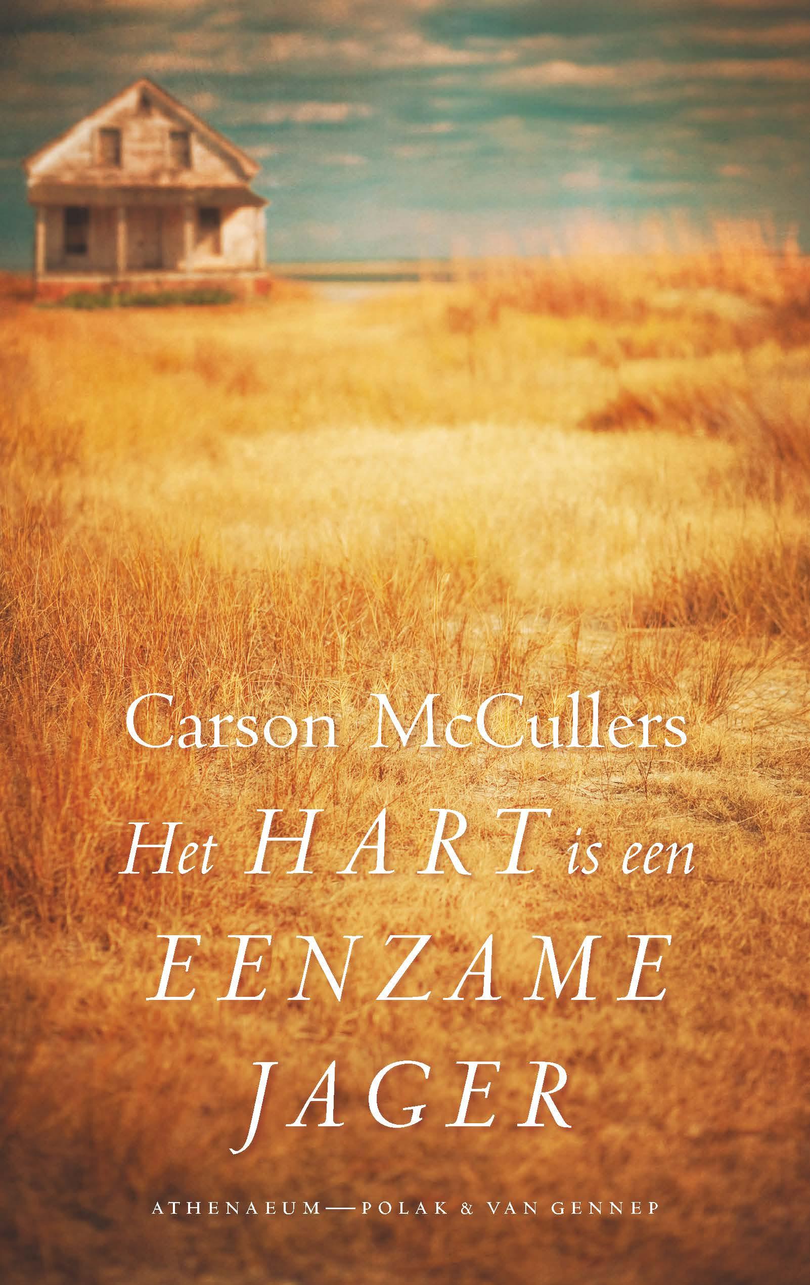 Het hart is een eenzame jager - boekenflits
