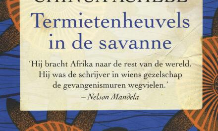 Termietenheuvels in de savanne – Chinua Achebe