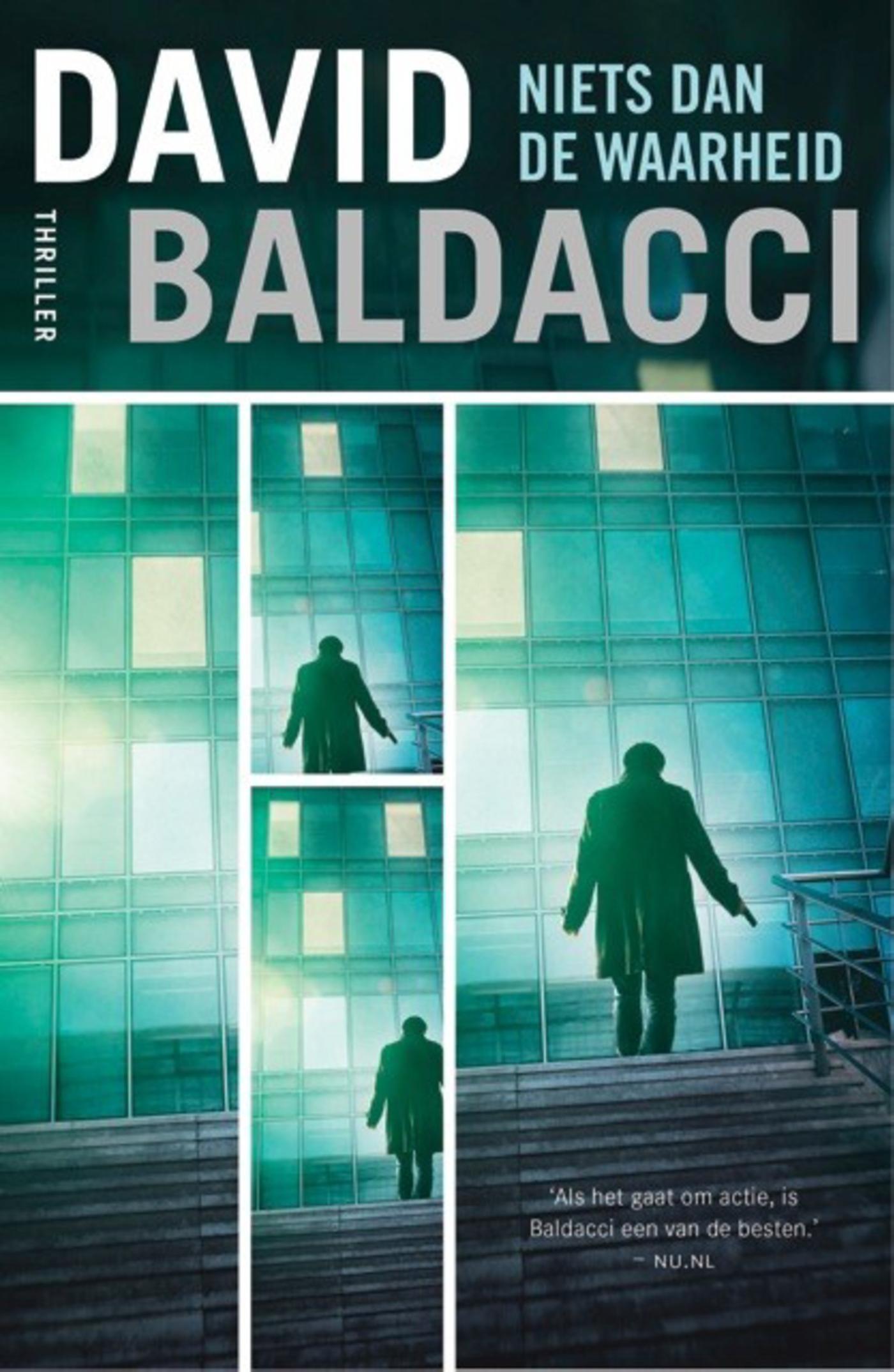 Niets dan de waarheid – David Baldacci