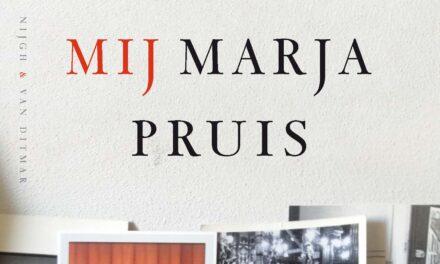 Genoeg nu over mij – Marja Pruis