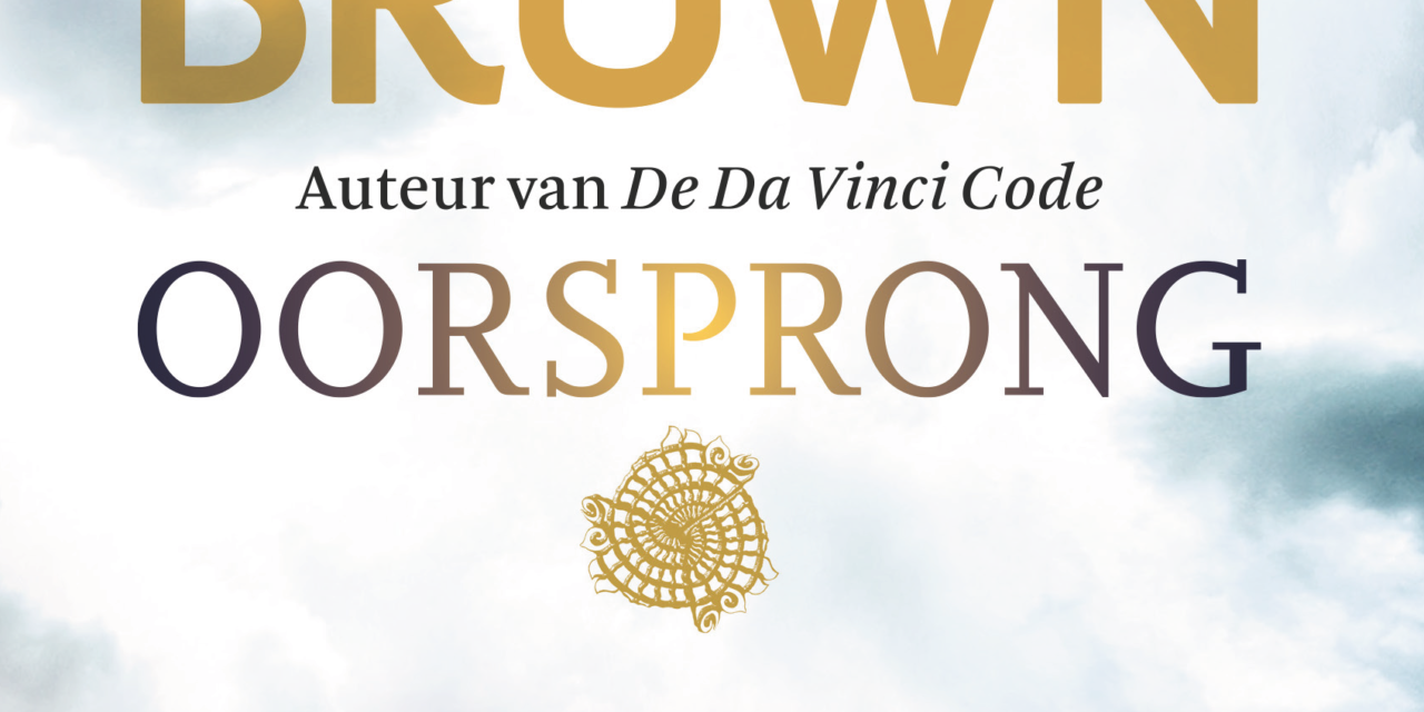 Oorsprong – Dan Brown