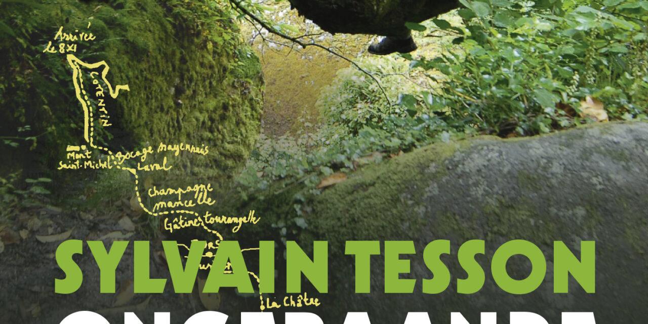 Ongebaande paden – Sylvain Tesson