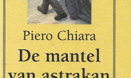 De mantel van astrakan – Piero Chiara