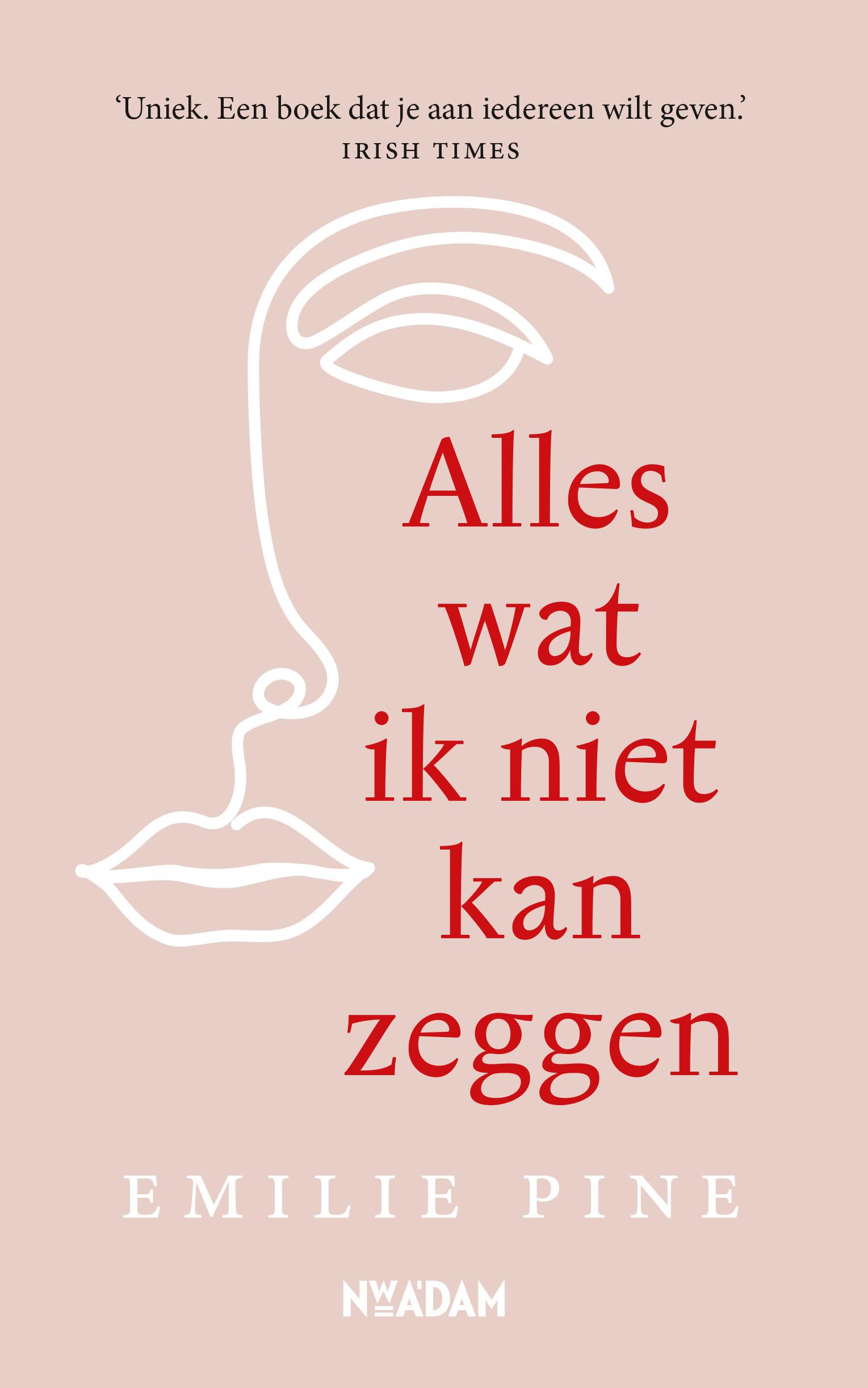 Alles wat ik niet kan zeggen - boekenflits.nl