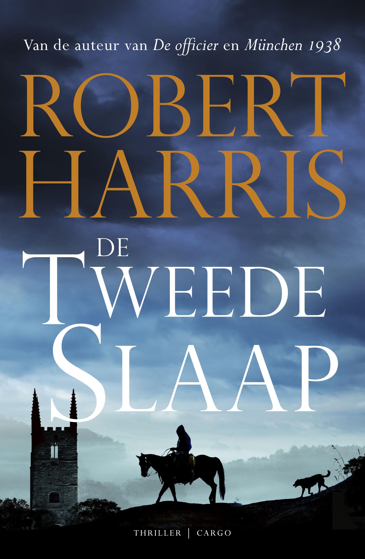 De Tweede Slaap - boekenflits.nl - boekrecensie