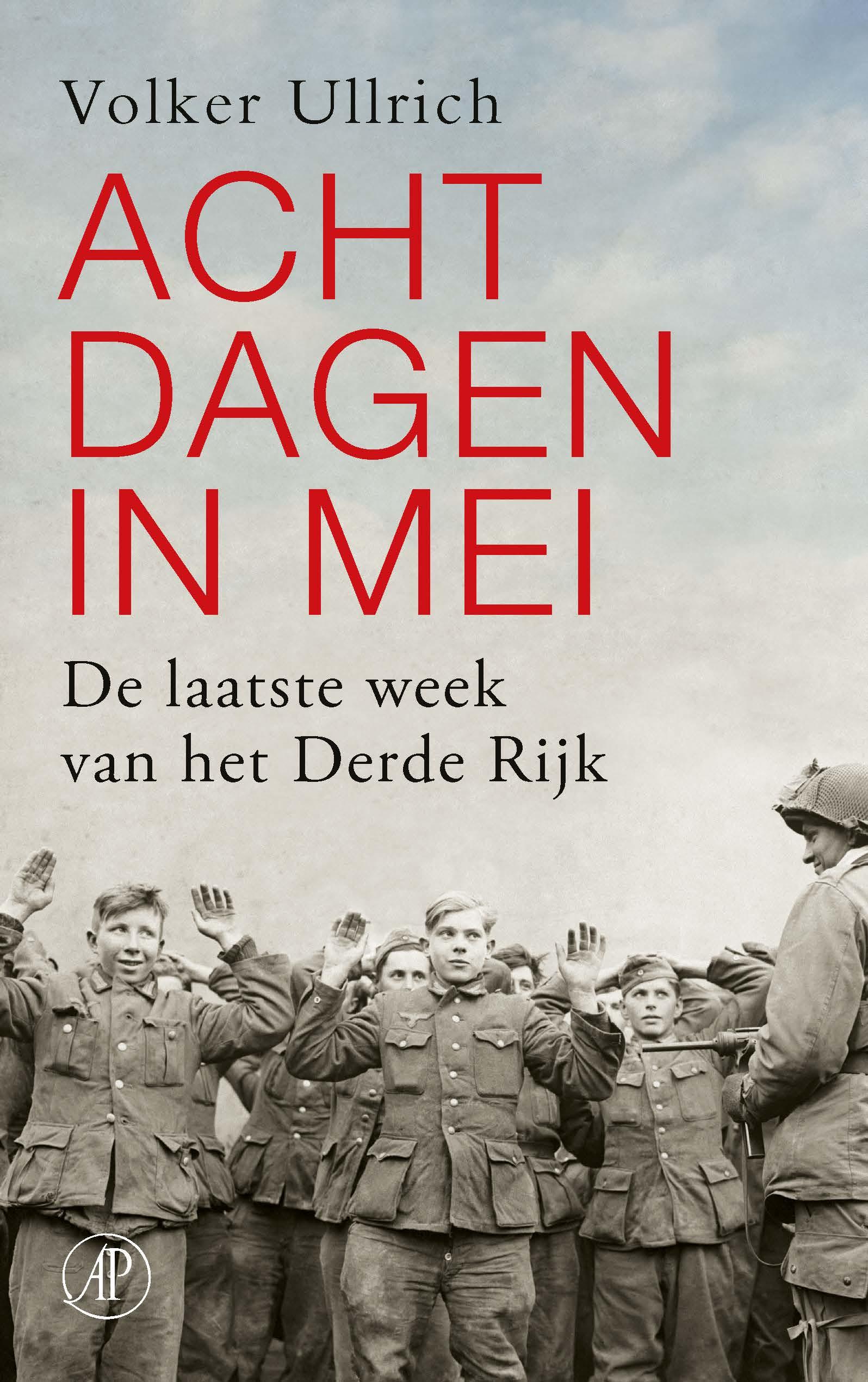 Acht dagen in mei - boekenflits.nl