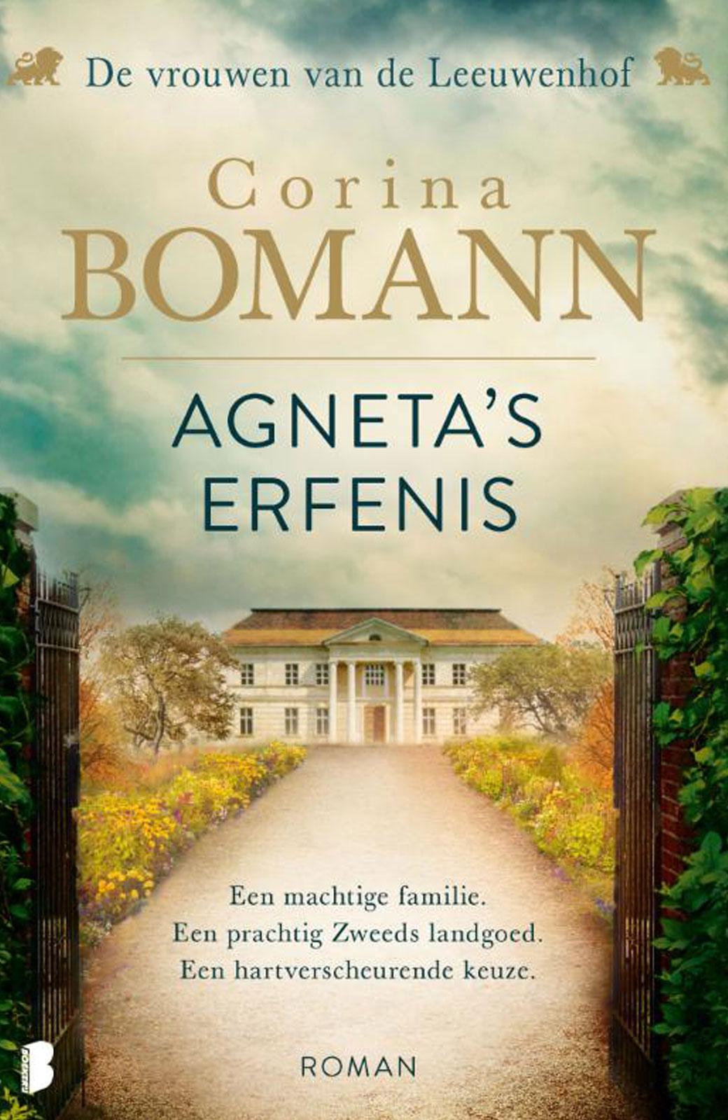 Agnetas erfenis - boekenflits.nl