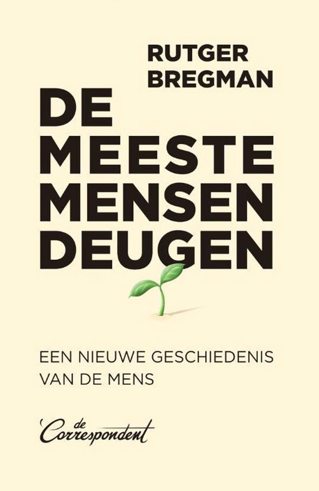 De meeste mensen deugen - boekenflits.nl