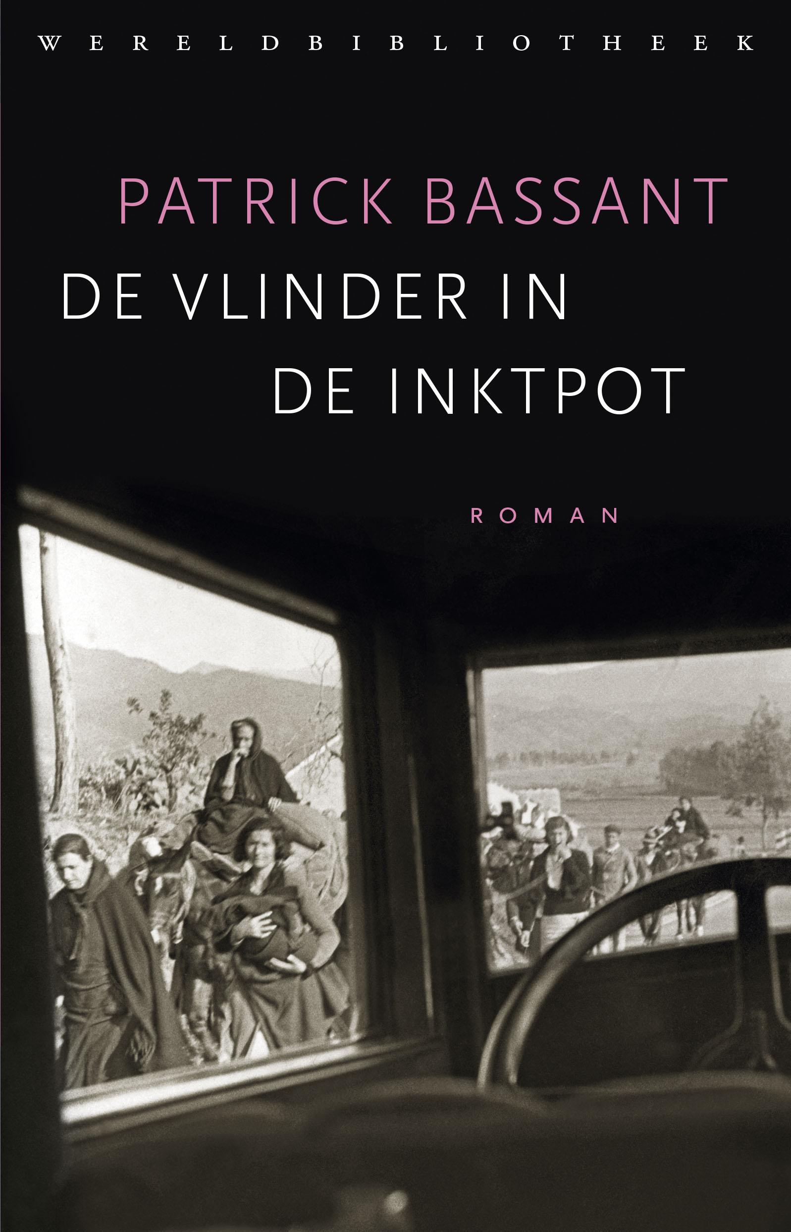 De vlinder in de inktpot - boekenflits.nl