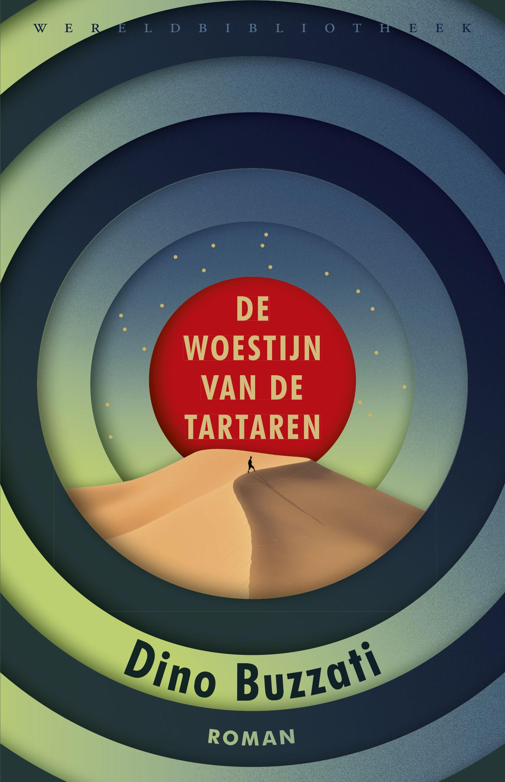 De woestijn van de tartaren - boekenflits.nl