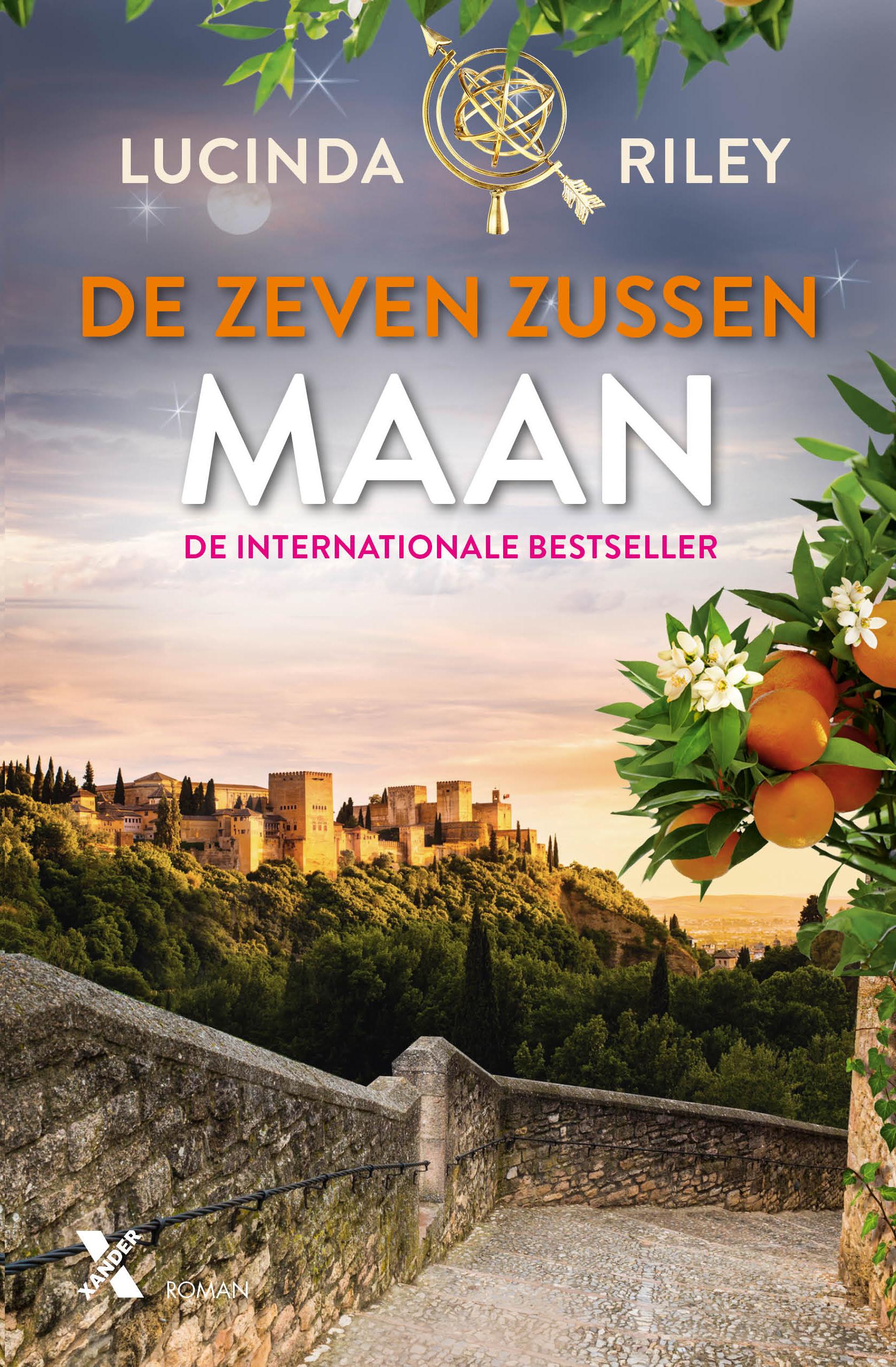 De zeven zussen-Maan- boekenflits.nl