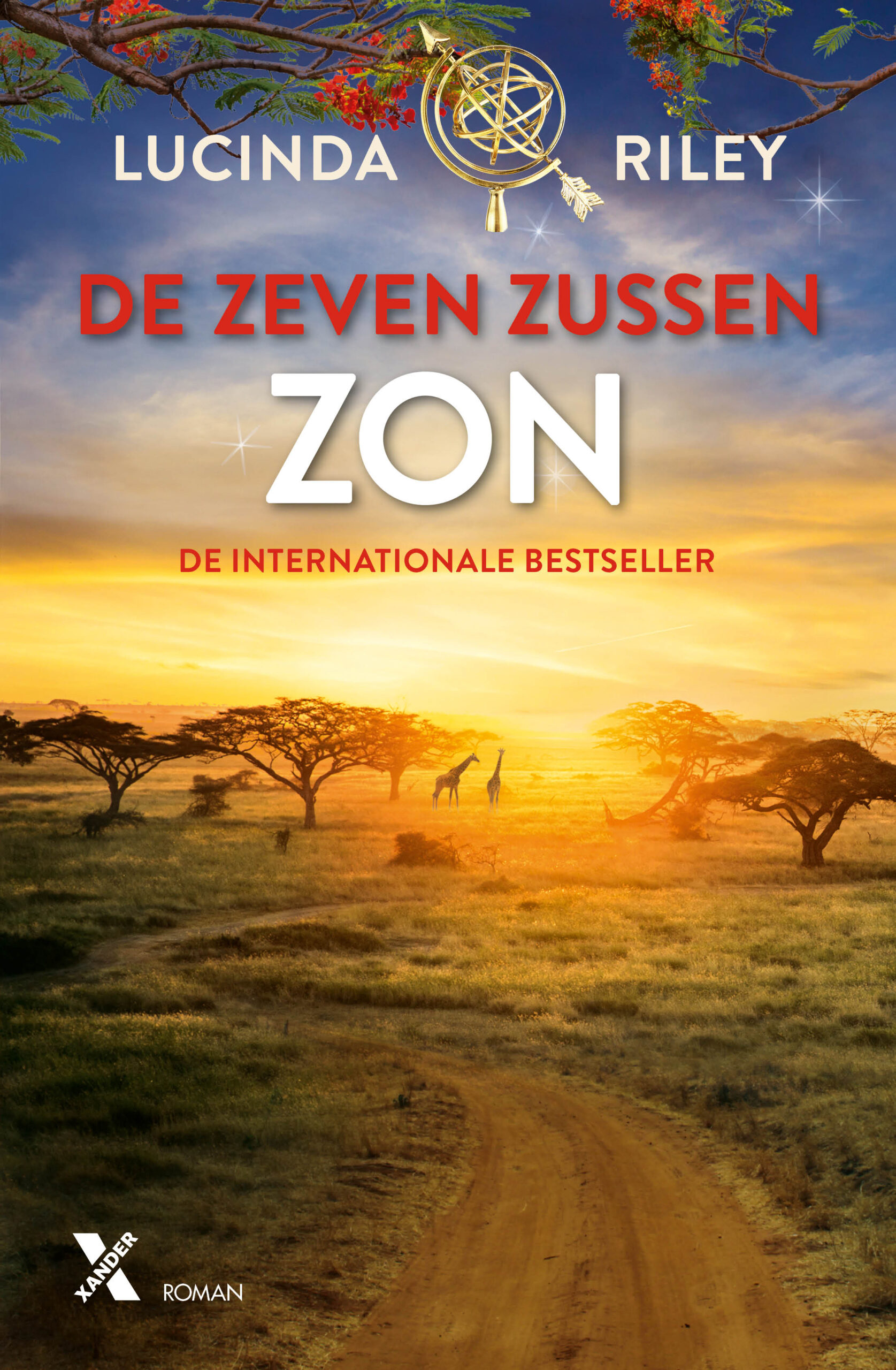De zeven zussen. Zon - boekenflits.nl