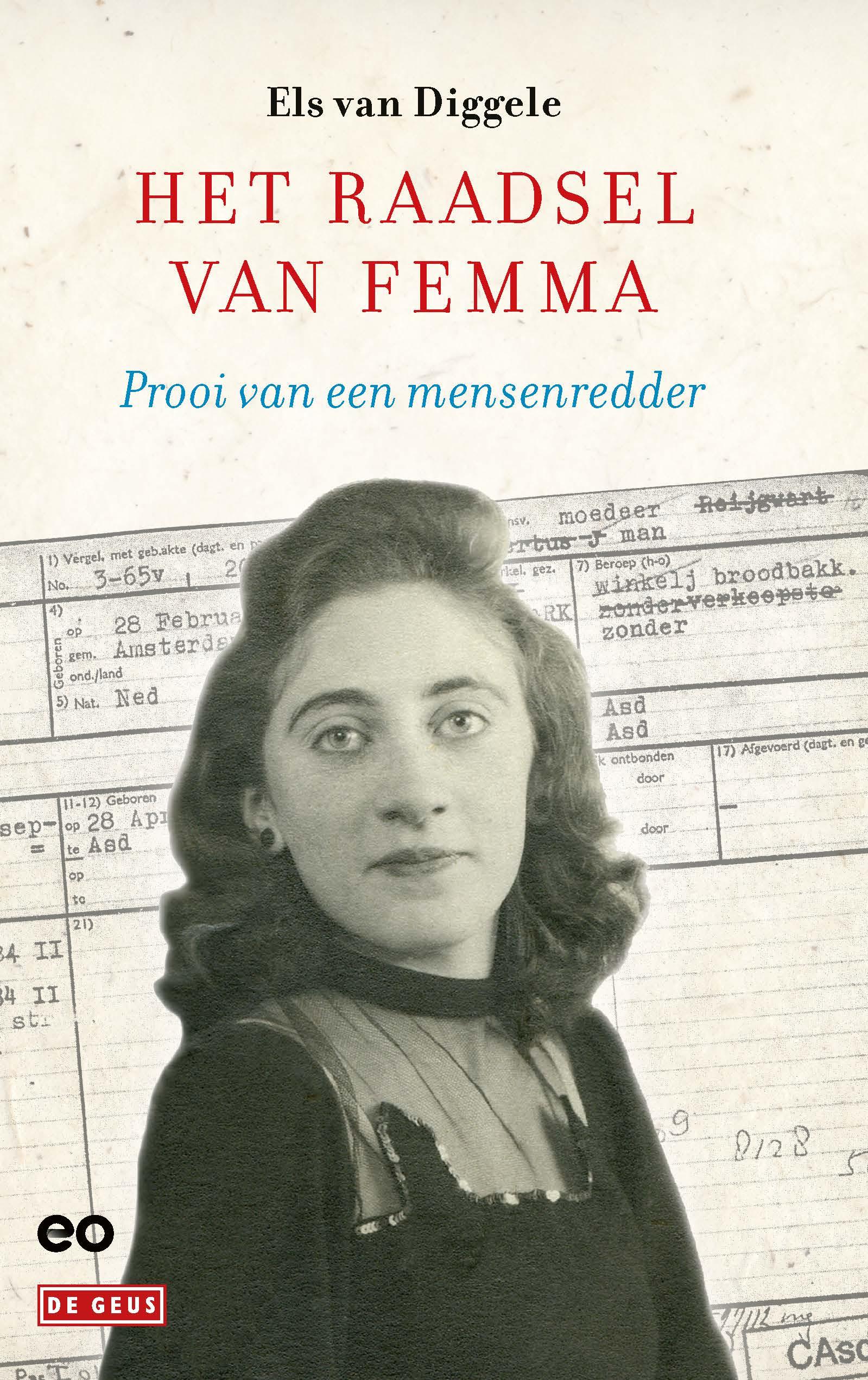 Het raadsel van Femma - boekenflits.nl