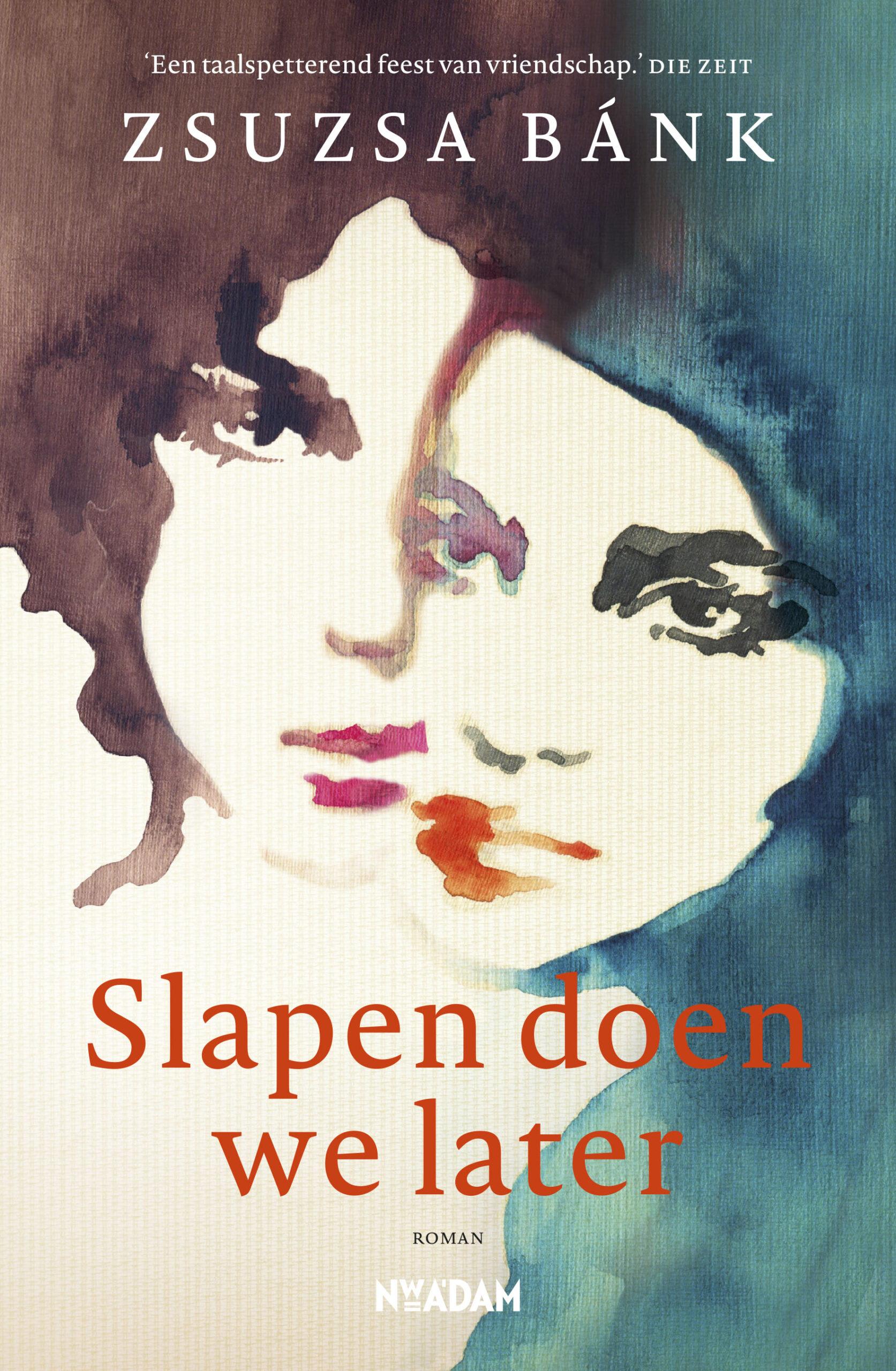 Slapen doen we later - boekenflits.nl
