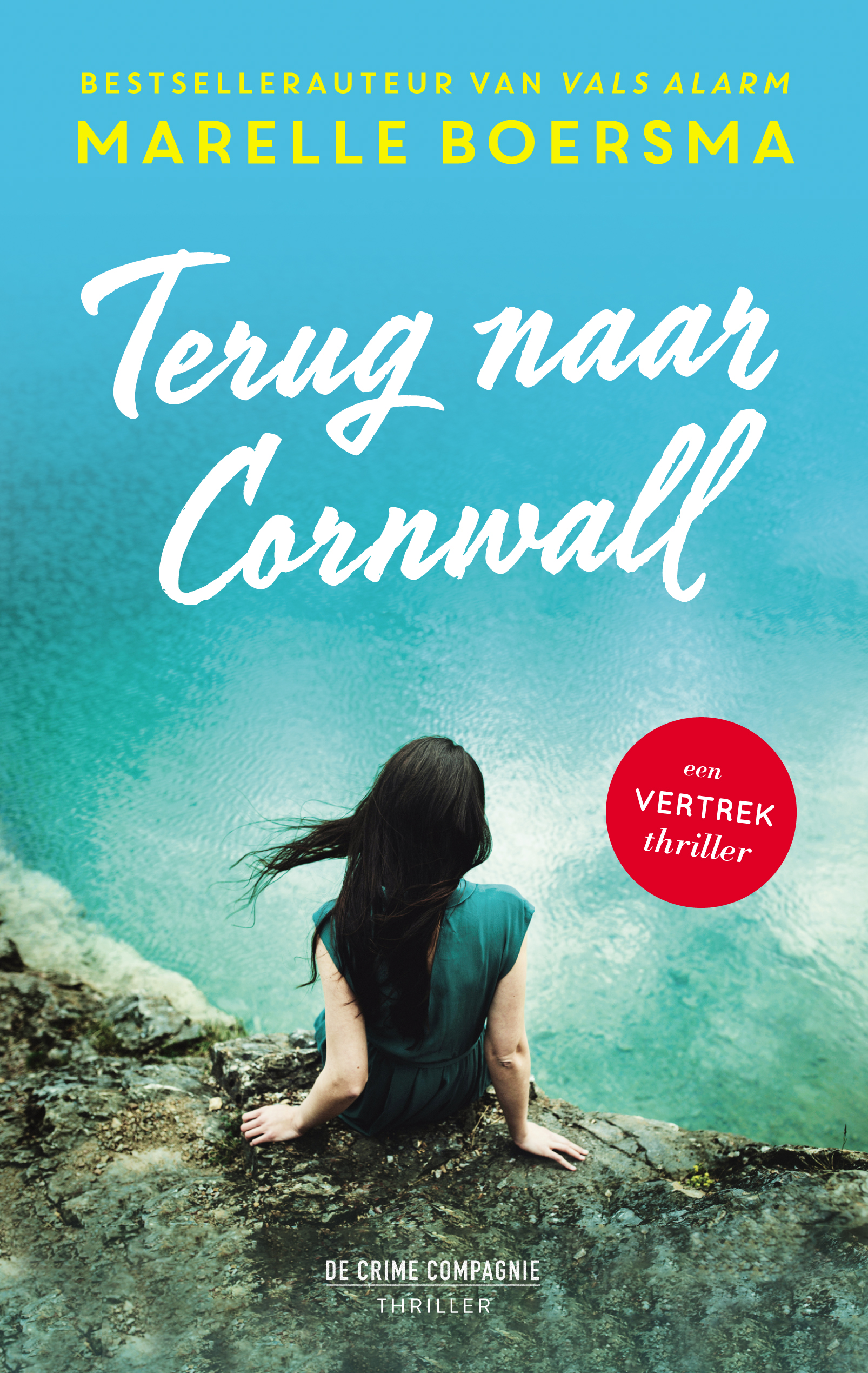 Terug naar Cornwall - boekenflits.nl
