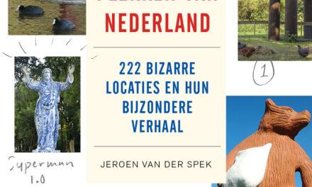 Alle(r) gekste plekken van Nederland – Jeroen van der Spek