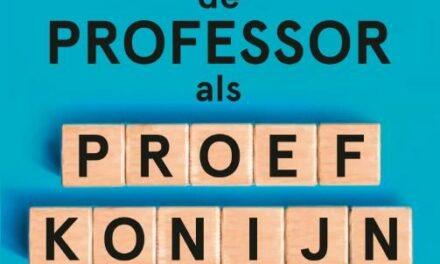De professor als proefkonijn – Irene van Staveren