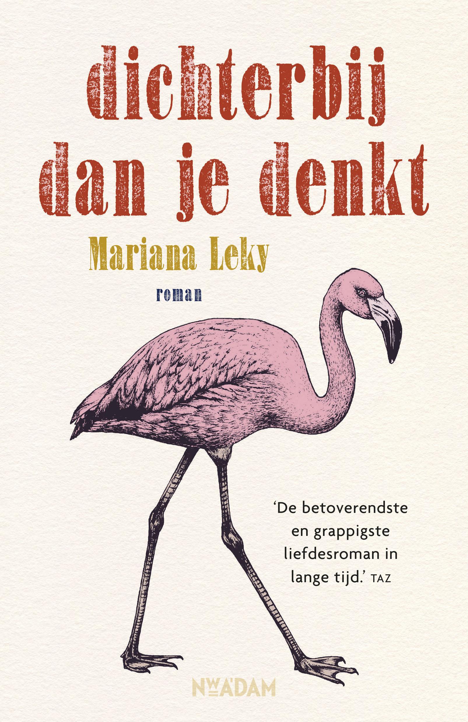 Dichterbij dan je denkt - boekenflits.nl