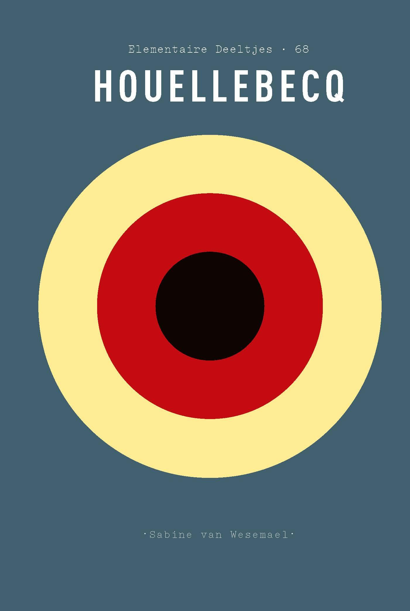 Elementaire deeltjes 68 – Houellebecq - boekenflits.nl