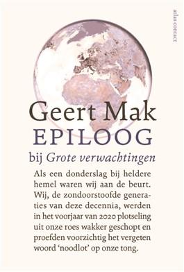 Epiloog bij grote verwachtingen - boekenflits.nl